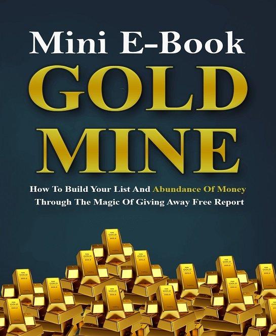 MINI E-BOOK GOLD MINE
